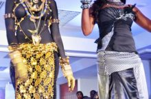 Crazy Fashion and Nudity at Jewelry Art Show in Ghana
