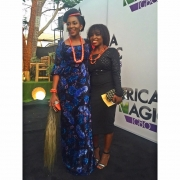 This Is How The Igbos Dressed For Africa Magic Igbo Launch
