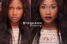 SEE THESE INCREDIBLE MAKEUP TRANSFORMATIONS FROM STEPHANN BEAUTY