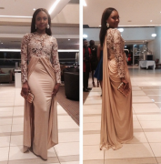 Best Looks From The Africa International Film Festival (AFRIFF)