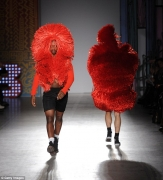 London Designers Showcased The Most Bizarre Menswear Ever! Would You Let Your Man Dress Out Like This?