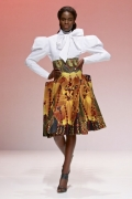 David Tlale's Spring/Summer 2015 Collection – The Beauty That Africa Has!