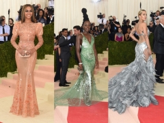 The Best Red Carpet Looks From Met Gala 2016