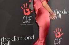 Rihanna Looked Very Stunning at Her Diamond Ball Event