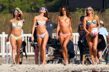 Here's How Victoria's Secret Angles Looks Like Without Their Wings