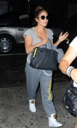 Jennifer Lopez Makes The Sweatpants Very Chic