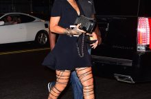 See How Rihanna Makes an Easy Dress Look Expensive