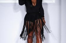 Serena Williams Bounced Back & Unveiled Her Fashion Collection at New York Fashion Week