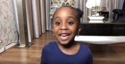 4-Year-Old Girl Giving Makeup Tutorial Will Be The Most Adorable Thing You've Seen