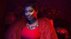 Selly Galley Shines On The Newest Cover Of Glam Africa Magazine