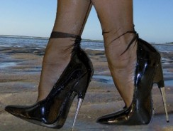 Just For Good Health: 7 Health Effects Of High Heels On Women