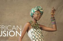 African Fusion With An Urban Twist