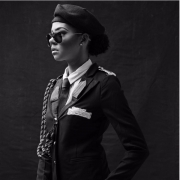 Adama Indimi Channels General Buhari, Tafawa Balewa in New Fashion Shoot