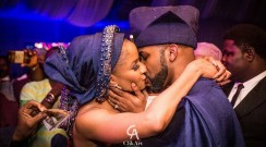 Cheerfully Adesua Etomi Finally Got Married To Banky W In 4 Gorgeous Dresses