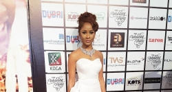 See What Genevieve Nnaji, Stephanie Okereke, Adesua Etomi Wore To The Wedding Party Movie Premiere