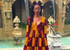 Ankara Fashion Is Dominating For Prom 2016 — See The Styles