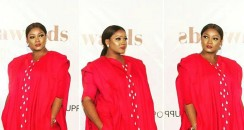 Omotola Jalade Just Wore Agbada In The Chicest Way Possible