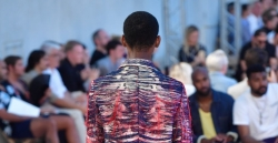 This Designer Is Using Carpet To Make A Coat For Its Latest Collection