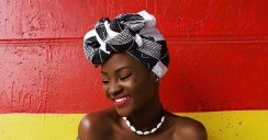 We're Giving Away Two Beautiful Ankara Headwraps – See How You Can Win