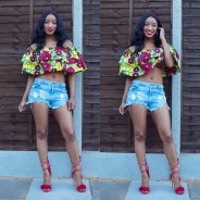 These 7 New Ankara Styles Will Put A Smile On Your Weekend Wardrobe