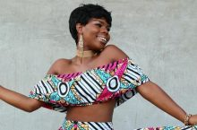 10 Perfect Ankara Style Ideas To Wear This Holiday If You Want To Do African