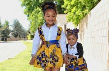 10 Ankara Styles Your Mini-Mes Are Crying To Wear