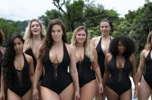Ashley Graham's New Swimsuit Collection Is Actually For Women Of All Sizes
