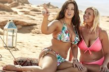 You Need To See Ashley Graham And Her Mom In A New Swimsuit Campaign