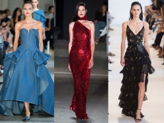 Prepare To Obsess Over These 22 Best Gowns From New York Fashion Week