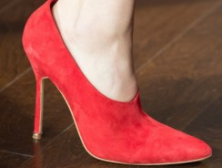 You Need To See The Gorgeous Shoes At New York Fashion Week