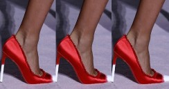 These Shoes At New York Fashion Week Will Leave You Coveting