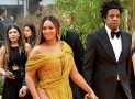 Beyoncé Wore a Gorgeous and Highest Slit Dress to the U.K. Premiere of The Lion King