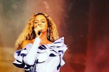 Every Fashion Girl Will Want To Copy Beyonce's Latest Ankara Skirt