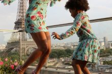 Beyonce Knows More Than A Thing About Adorable Mother-Daughter Style
