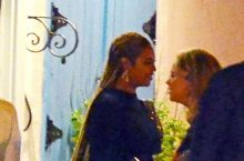 Beyonce's New Braided Hairstyle Is Longer Than Your Average Braids