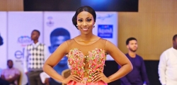 Bolanle Olukanni Wore The Chicest Gown To Elite Model Look And You Need To See It