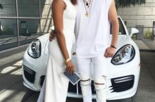 You Didn't Know Bonang Matheba And AKA Are So In Love Until They Started Dressing Alike