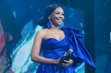 Bonang Matheba Hosted The 2018 Miss SA In Four Gorgeous Looks