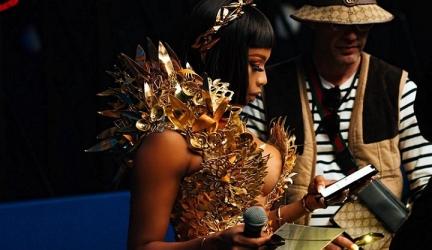 Bonang Matheba's Wore Five Stunning Gowns At Miss SA 2019