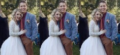 This Bride Surprisingly Wore The Wedding Gown Her Grandma Wore In 1962