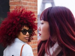Burgundy Hair Ideas For The Dramatic Color Queens