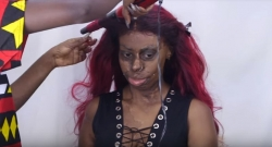Prepare To Cry After Seeing This Burn Survivor Get A Makeup Transformation