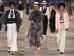 All The Runway Looks From Chanel's Cruise Fashion Show In Cuba