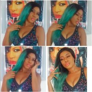 Are You Feeling It? Chika Ike Debuts A Surprising New Hair Color