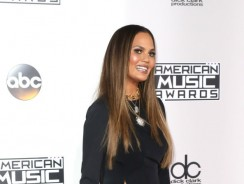 Chrissy Teigen's Dress To American Music Awards May Be The Highest Slit Dress Ever