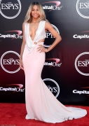 Ciara Slay The 2016 ESPY Awards Red Carpet In A Sexy Outfit