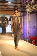 See All The Runway Looks From The Debut Of International Cotonou Fashion Week