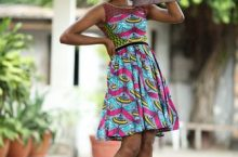 """Check Out These Stylish Ankara """"Pop Art"""" Collection By Nigerian Designer"""