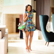 Proven Reasons African Fashion Crowd Is Obsessed With Diana Opoti Of Kenya