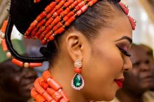 This Bride Wearing Her Traditional Attire Will Be The Most Beautiful Thing In Your Eyes